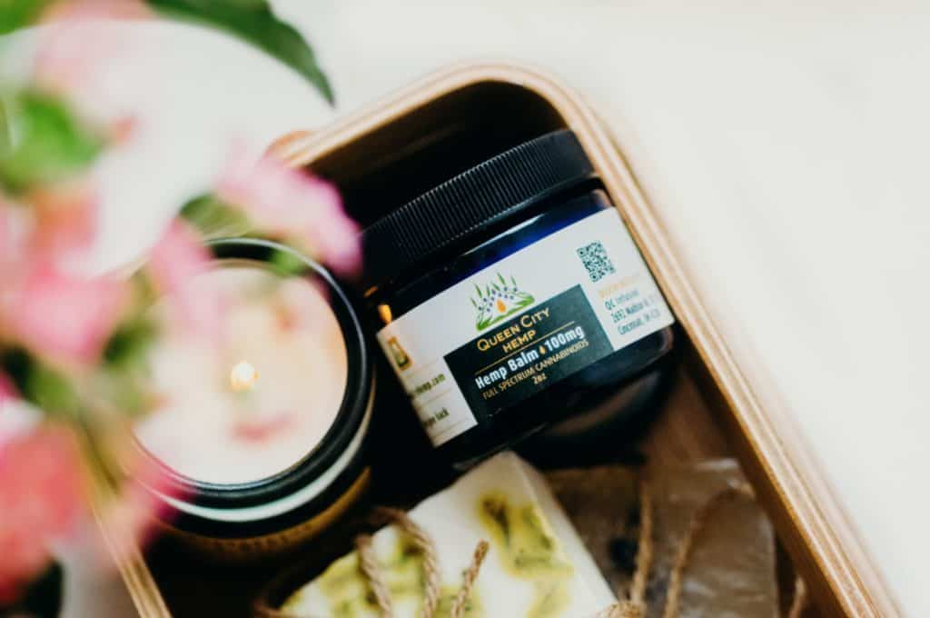 Hemp Balm for everyday use